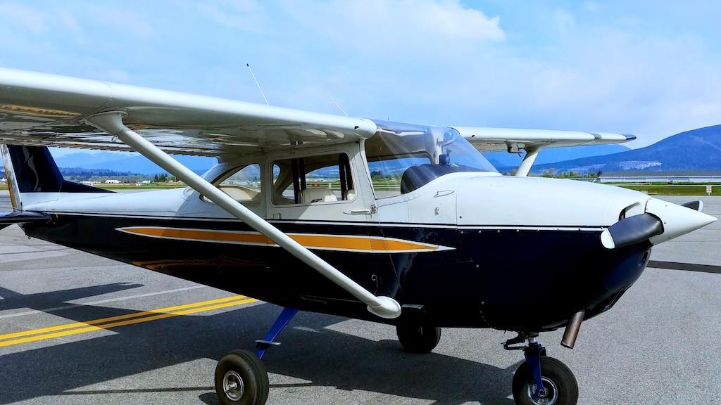 Cessna 172 | PIC Aircraft Rentals rents Cessna 172's